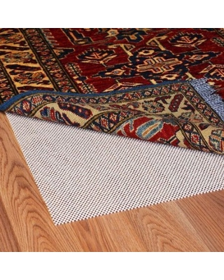 Grip-It Super Stop Cushioned Non-Slip Rug Pad for Rugs on Hard Surface Floors, 3 by 5-Feet, Natural