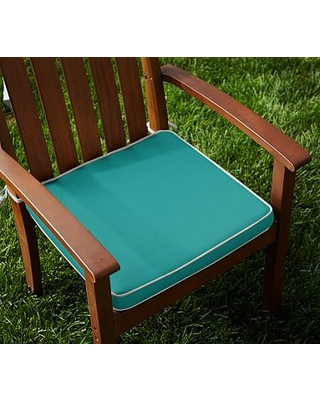 Sweet Savings On Sunbrella R Contrast Piped Outdoor Dining Chair