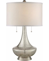 Trixie Mercury Glass Table Lamp