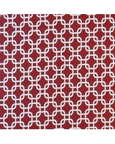 Sheetworld Links Fabric By The Yard STWD8536 Color: Burgundy