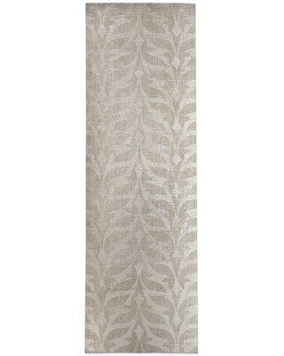 "Canora Grey Stratford Tan Area Rug X113138763 Rug Size: Runner 2'6"" x 8'"
