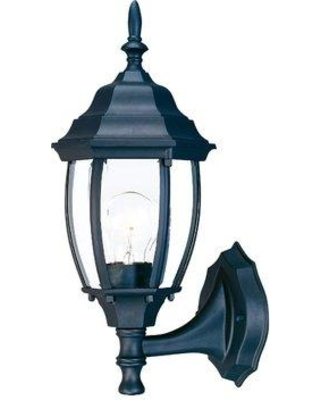 Astoria Grand Drumkeeran Outdoor Sconce ASTG8384 Color: Matte Black