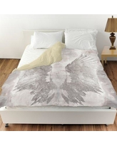 Oliver Gal My Wings Chie Duvet Cover 18930.DUVET__MF Size: King