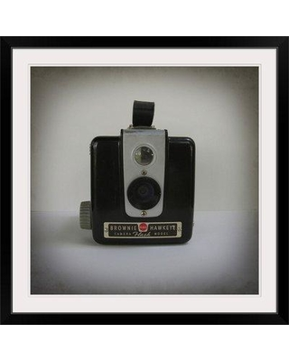 """Great Big Canvas 'Camera Collection IV' Chariklia Zarris Photographic Print 1162465_1 Size: 32"""" H x 32"""" W x 1"""" D Format: Black Framed"""