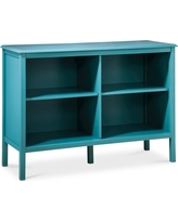 Windham Horizontal Bookcase - Teal (Blue) - Threshold