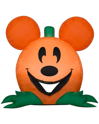 3Ft Airblown® Inflatable Halloween Mickey Mouse Cutie By Gemmy Industries | Michaels®