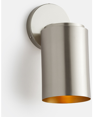 """Paige 5"""" Articulating Flat Cylinder Wall Sconce"""