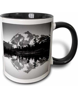 Symple Stuff Thorndale Mount Shuksan Picture Lake Mt Bakersnoqualmie Nf Washington USA Coffee Mug W001166167