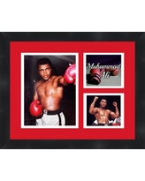 Frames By Mail Muhammad Ali Collage Framed Photographic Print TP05-12-00-BOXMA3