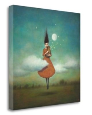 """Tangletown Fine Art High Notes For Low Clouds by Duy Huynh Giclee Print on Gallery Wrap Canvas, 30"""" x 30"""""""