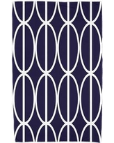 Ivy Bronx Sailer Beach Towel IVBX7470 Color: Navy Blue