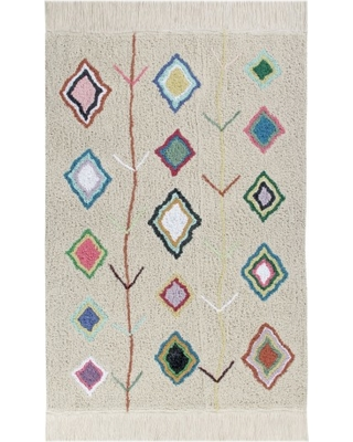 Lorena Canals Kaarol Rug, Size One Size - Ivory