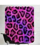 East Urban Home Colorful Pattern Animal Style Shower Curtain ESRB5735