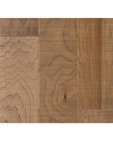 Spectacular Deals On Malibu Wide Plank Maple Hermosa 3 8 In T X 6 1 2 In W X Varying Length Click Lock Engineered Hardwood Flooring 945 6 Sq Ft Pallet