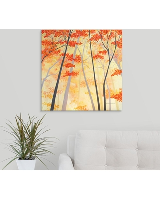 """Great Big Canvas """"Simple Day"""" by Herb Dickinson Canvas Wall Art, Multi-Color"""