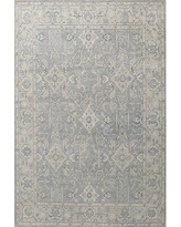 Great Prices For Charlton Home Bosse Oriental Gray Area Rug Polyester In Red Size 96 L X 96 W Wayfair X111195013