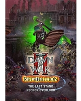 Warhammer 40,000 : Dawn of War II - Retribution - The Last Stand Necron Overlord, Sega, PC, [Digital Download], 685650100784