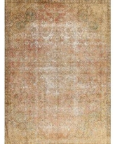 New Deals On Goole Traditional Tan Beige Area Rug Bloomsbury Market Rug Size Square 4
