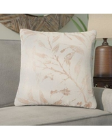 Bungalow Rose Fillmore Decorative 100% Cotton Throw Pillow BGRS3261 Color: Pink