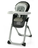 Graco DuoDiner Deluxe 6-in-1 High Chair - Asher