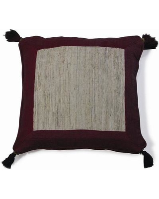 New Spec Inc Nature Aroma Cotton Throw Pillow 601003 Color: Red
