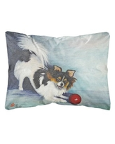 The Best Sales For Sandidge Chihuahua Spring Indoor Outdoor Throw Pillow Winston Porter