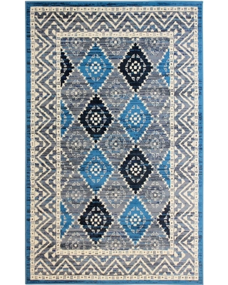St Croix Trading Company Lillian Home Cream 8 ft. x 10 ft. Area Rug, Ivory