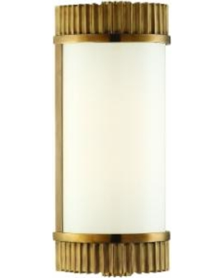 Hudson Valley Lighting Benton 12 Inch Wall Sconce - 561-AGB