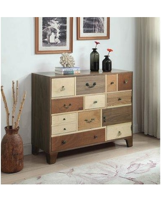 Millwood Pines Talley 10 Drawer Accent Cabinet MLWP1144