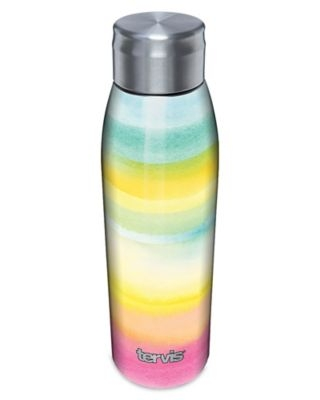 Tervis® Yao Cheng Summer Crush 17 oz. Stainless Steel Water Bottle with Lid