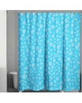 Zoomie Kids Kennith Bubbles Shower Curtain ZMIE6928
