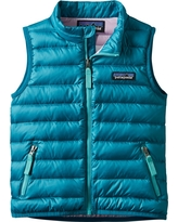 Tea Collection Patagonia Baby Down Sweater Vest