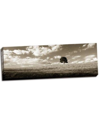 Winston Porter 'Cloudy Skies Panel I' Photographic Print on Wrapped Canvas BI055965