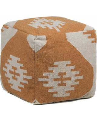 Wondrous Get The Deal Foundry Select Caden Textured Pouf Fnds1555 Camellatalisay Diy Chair Ideas Camellatalisaycom