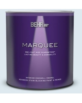 New Savings On Behr Ultra 1 Qt 540e 1 Wave Crest Satin Enamel Exterior Paint And Primer In One