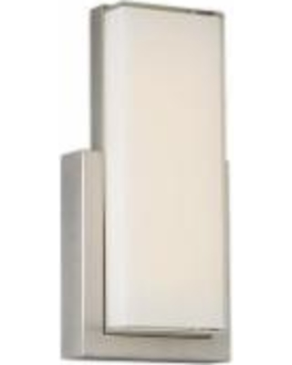 dweLED Corbusier 15 Inch LED Wall Sconce - WS-42618-SN