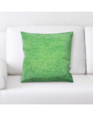 East Urban Home Abstract _ Throw Pillow W000948656