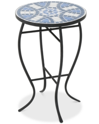 Clayton Round Side Table