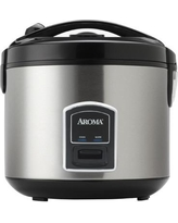 Aroma 20-Cup Cool Touch Rice Cooker/Food Steamer 021241809009