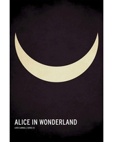 'Alice in Wonderland' by Christian Jackson Ready to Hang Canvas Wall Art