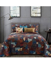 Phenomenal Deals On Melia Quilt Millwood Pines Size King