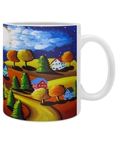 Huge Deal On Meagan Nuts About Fall Squirrel Graphic Coffee Mug The Holiday Aisle
