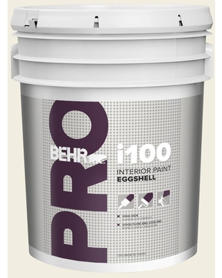 Amazing Deal On Behr Pro 5 Gal 12 Swiss Coffee Eggshell Interior Paint