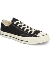 Men's Converse Chuck Taylor All Star 70 Low Top Sneaker, Size 9 M - Black