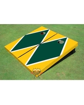 All American Tailgate Matching Diamond Cornhole Board PT-27 Color: Green and Yellow
