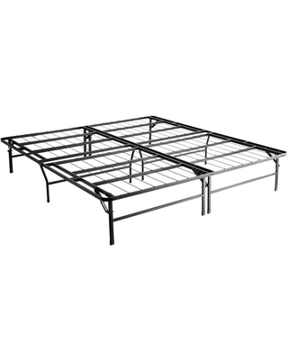 Structures Highrise HD 14 Inch Cal King Bed Frame