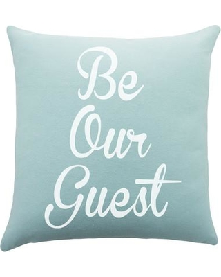 Darby Home Co Fremont Cotton Throw Pillow DRBC1525