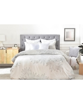 Iveta Abolina Beach Day Floral Duvet Cover (Twin/Twin Extra Long) Gray - Deny Designs, Multicolored Gray