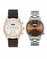 Kenneth Cole Unlisted Classic Watch Set, 44MM - Multi