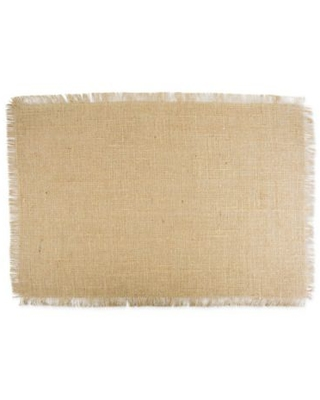 Design Imports Jute Placemats in Natural (Set of 6)
